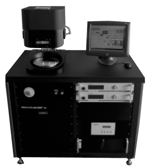 Axic BENCHMARK 800-III® ICP ETCH and DEPOSITION