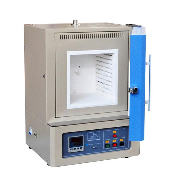 UL-Standard 1200°C Muffle Furnace (12x12x12