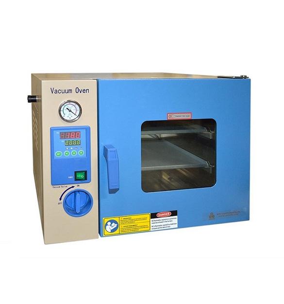NRTL Certified 25L 200C Vacuum Oven (12x12x11