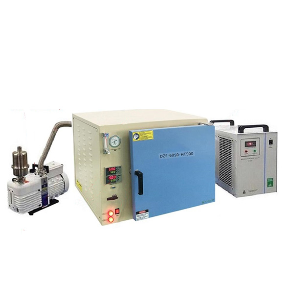500°C 53L Vacuum Oven (16x13x14