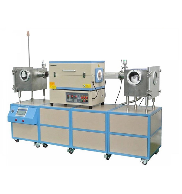 Roll to Roll CVD System for Continuous 2D Film Growth & Wire Annealing- OTF-1200X-III-RR