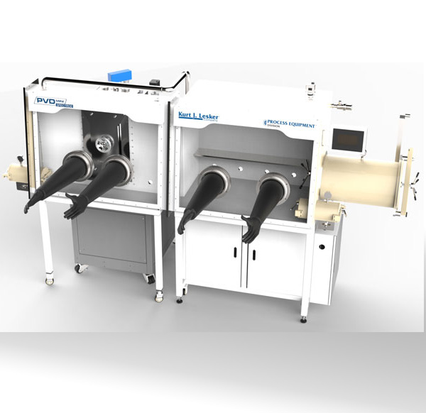 Mini SPECTROS – Thin Film Deposition & Metallization System up to 100mm x 100mm Substrate