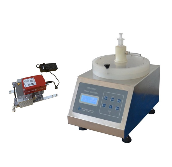 12500 RPM Ultra-Hi Speed Spin Coater for 4