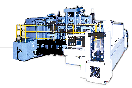 FULLY AUTOMATED TUNNEL TYPE SPS MANUFACTURING SYSTEM